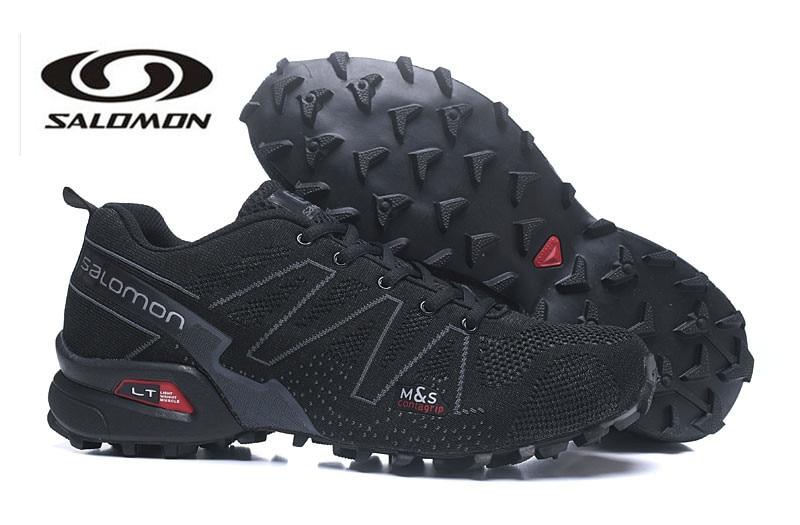 Livraison gratuite 2018 Salomon Speed Cross 3.5 CS Fly line chaussures de sport de plein air vitesse cross hommes chaussures d'escrime nouveau 6 couleurs eur 40-46