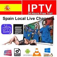 Premium 1 Year IP TV Subscription IPTV Spain M3u Local Live TV DAZN Movistar Adult XXX For TV Box Smart IPTV SMARTERS VLC SSIPTV