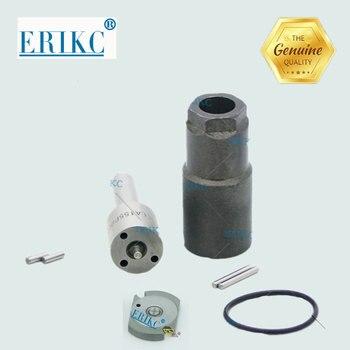 Kits de reparación de inyector 6140, Kits de reparación de riel común, boquilla DLLA149P703 093400-7030 para Isuzu 095000-0164 095000-0160