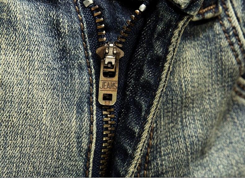 KSTUN Ripped Jeans for Men Slim Fit Retro Blue Stretch 2020 Hip Hop Spring Autumn Mens Jeans Brand Destroyed Torn Men's Denim Jeans 15