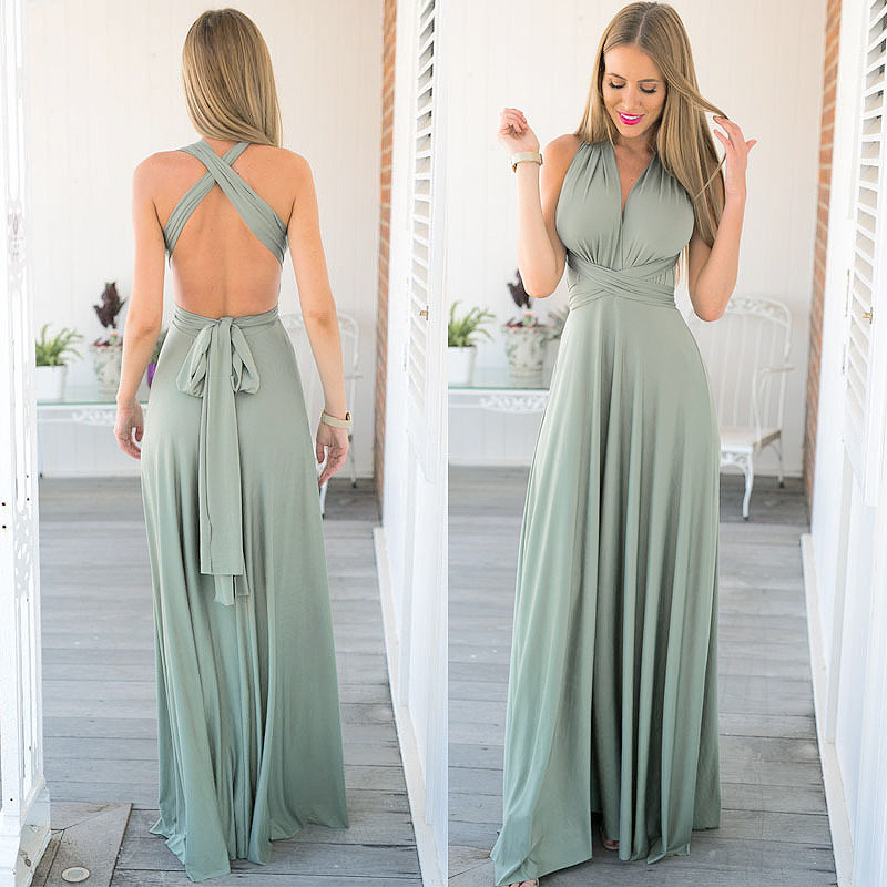 Sexy Evening Dresses 2020 Royal Blue Long Soft Prom Gown Formal Dress Women Elegant  Wedding Party Prom Dresses