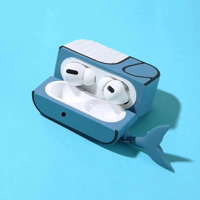 Cartoon Silicone Case for AirPods Pro 235