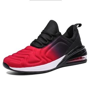 Image 2 - Кроссовки мужские дышащие, повседневная теннисная обувь для бега, для взрослых, 2020