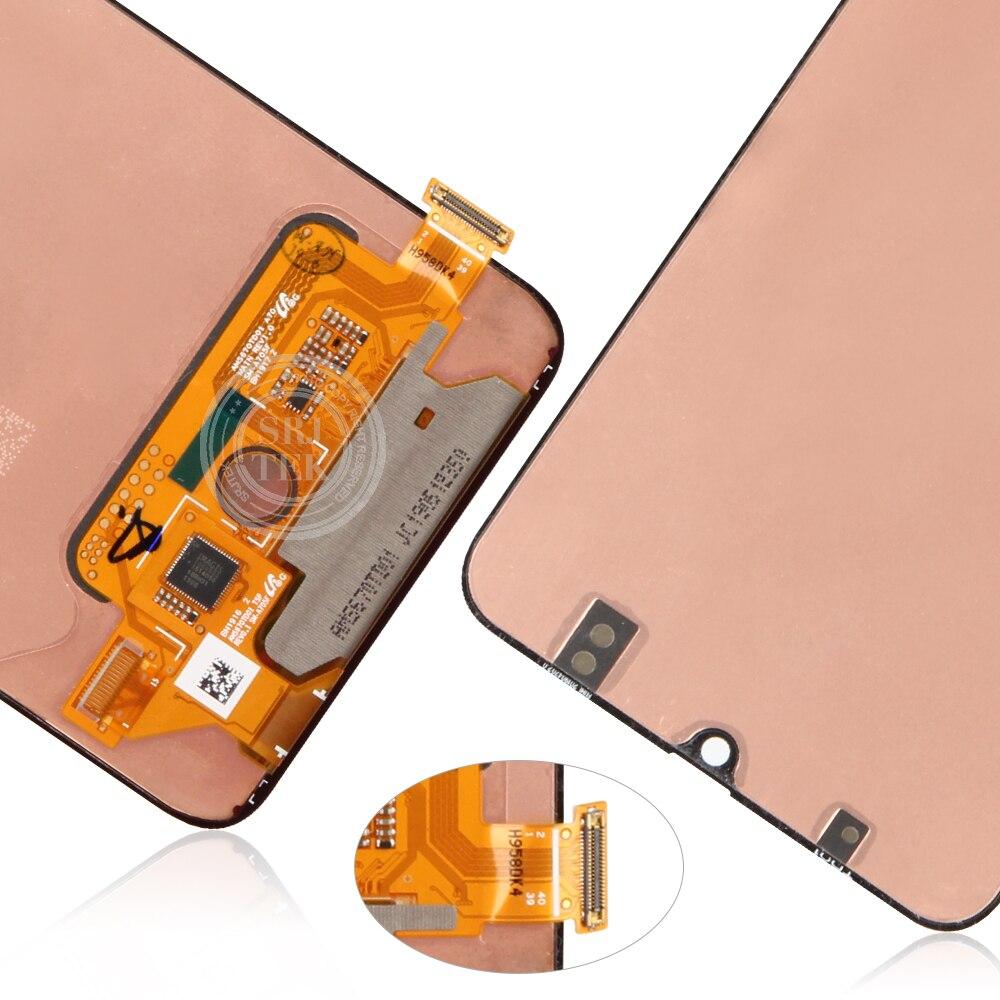 AMOLED экран для Samsung Galaxy A70 LCD сенсорный дигитайзер Сенсорное стекло в сборе для Samsung A70 дисплей A705 A705F A705FD - 6