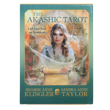Tarot-Cards Deck-Games Oracle for 62pcs Akashic