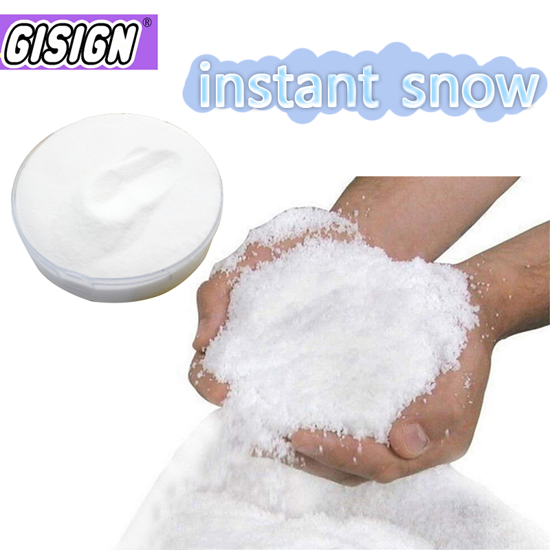 Fake Magic Snow Additives For Slime Polymer Clay Modeling Charms Slime Fluffy Instant Super Snow Powder Accessories Toy For Kids
