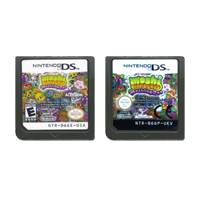 DS Video Game Cartridge Console Card Moshi Monsterss Moshling Zoo For Nintendo DS 1