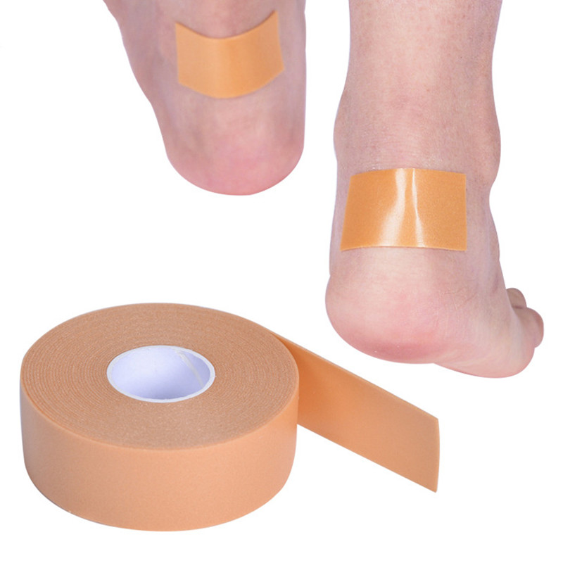Foot Care Heel Sticker Toe Hallux Cushion Protector Waterproofing Soft Anti Abrasion Blisters Feet Care