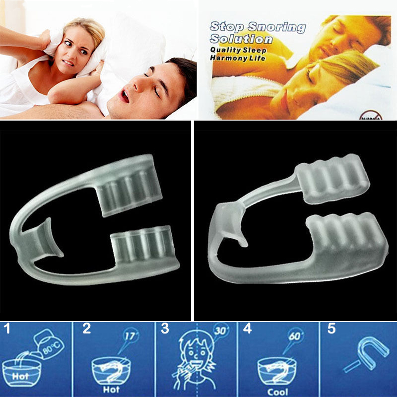Newest Silicone Dental Mouthguard Prevent Night Sleep Aid Tools Alignment Trainer Teeth Retainer Mouth Guard BracesToothTray