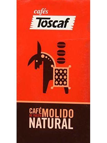 Toscaf Café Molido Natural - 250 Gr