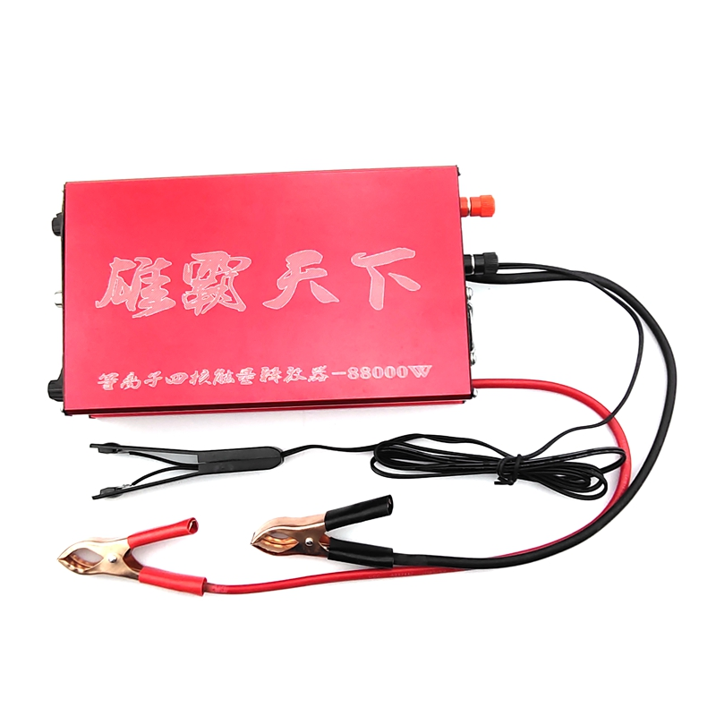 boost converter Plasma <font><b>quad</b></font> core energy releaser88000w transformer power inverter 12v Machine Kit High Power converter inverter image