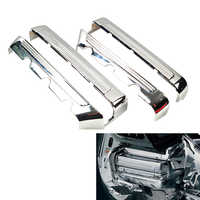 Chrome Motorcycle Engine frame Side Cover case for Honda Gold Wing GL1800 F6B Trike 2001-2016 Valkyrie 2014-2015