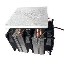 12V 240W Пельтье чип для полупроводникового охладителя плиты холодильник большой Мощность с помощью компьютера охлаждающая пластина