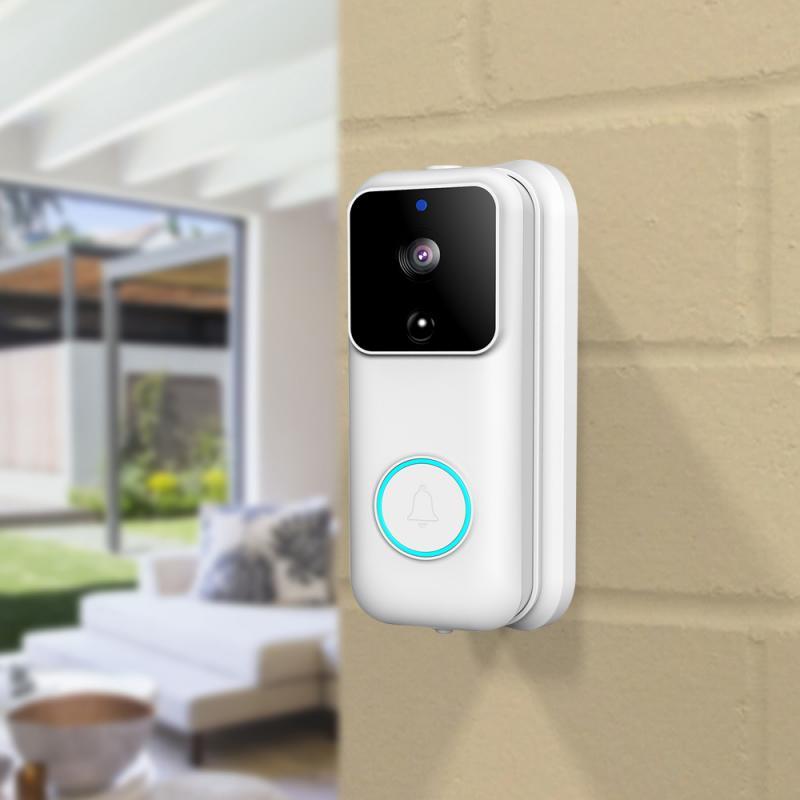 2019 New Smart WiFi Doorbell B60 1080P Wireless HD Video Intercom Infrared Night Vision