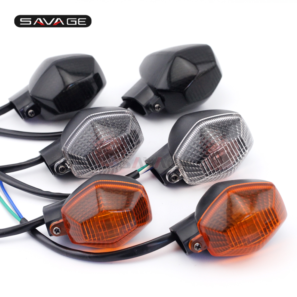 2pc 5 LED Motorcycle Turn Signal Indicator Light Suzuki GSXR 600 1000 SV Bandit
