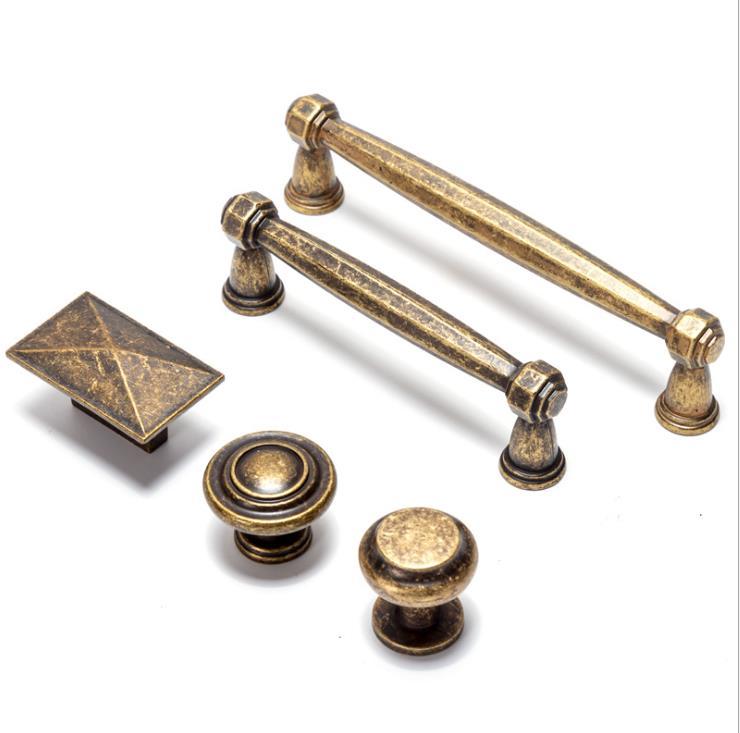 Ручка для ящика из цинкового сплава, матовая, серебристая