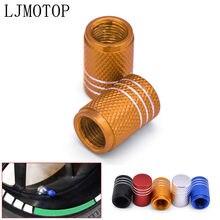 Bouchons de tige de Valve de pneu CNC, accessoires de moto, couvercles hermétiques pour Honda CRF230F XR 230 250 400 125 CRM250R CRF250L CR80R