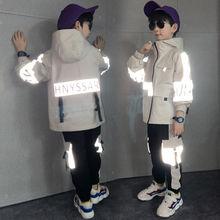 Модная одежда для детей 2020 танцевальный костюм мальчиков детские