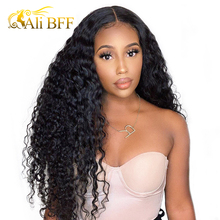 13x4 Transparent HD Lace Wig Water Wave Wig