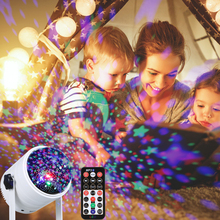 Disco-Ball-Light Strobe Sound-Activated Stage-Lamp Light-Leds Music-Speaker Remote-Control