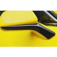 ABS Seite Tür Rückspiegel Trim Abdeckung für Chevrolet Camaro 2017 + Auto Styling Außen Zubehör