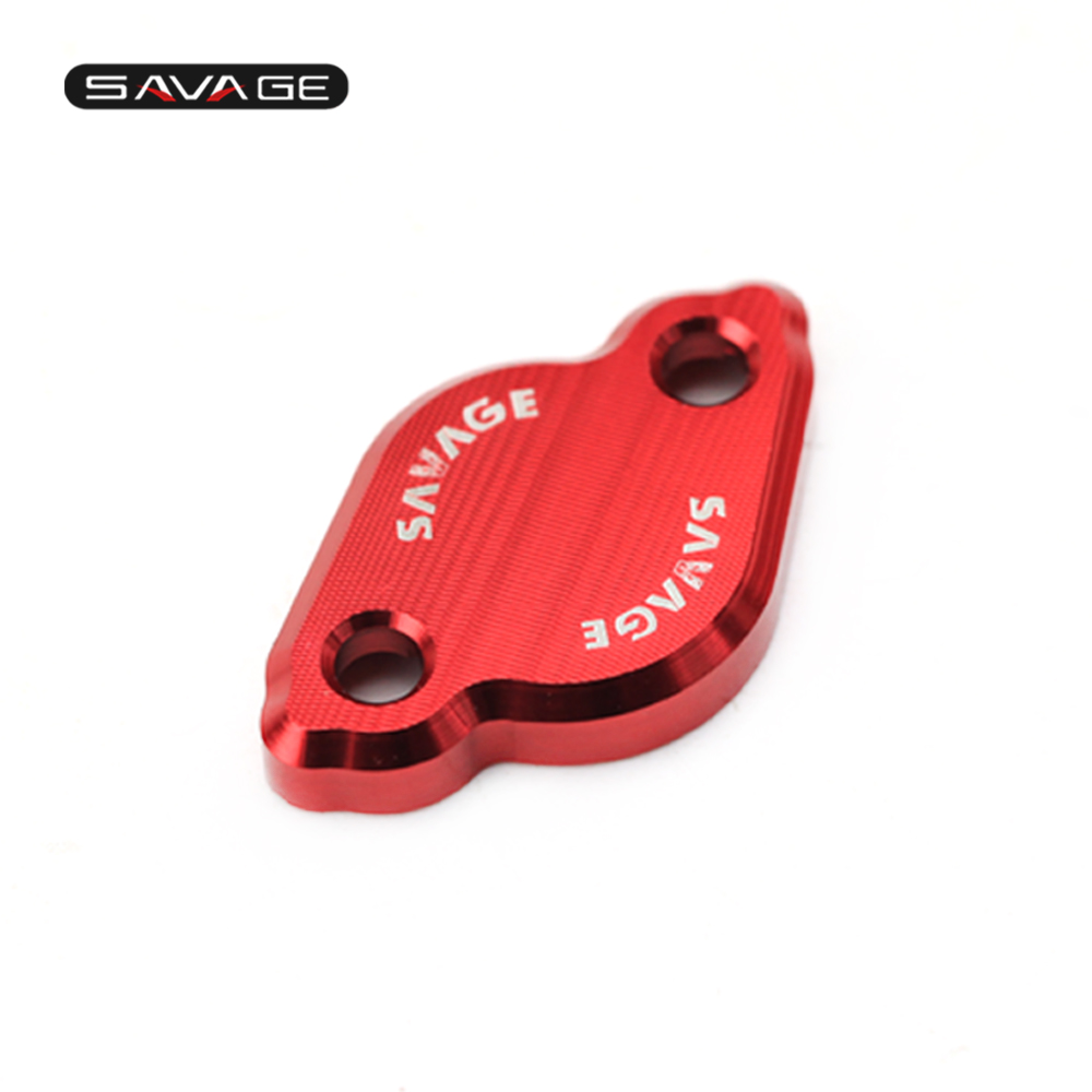Rear Brake Reservoir Cover For <font><b>Beta</b></font> <font><b>RR</b></font> 250 300 <font><b>350</b></font> 390 400 430 450 480 498 520 4T 2T Motorcycle Oil Fluid Cap CNC image
