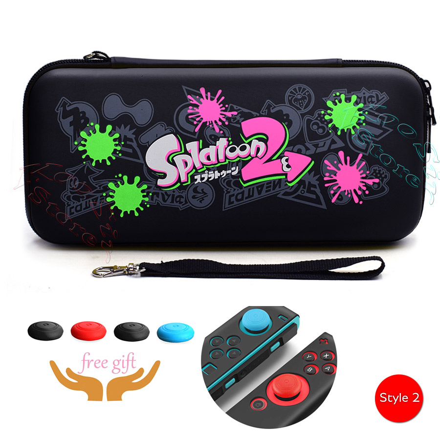 Nintendoswitch Portable Hand Storage Bag Nintendos Nintend Switch Console EVA Carry Case Cover for Nintendo_switch Accessories 6