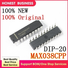 NEW 1PCS MAX038CPP DIP-20 MAX038CP DIP20 MAX038C MAX038 038 High-frequency waveform generator chip 100% original