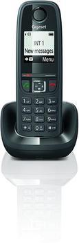 Gigaset AS405 wireless phone Black