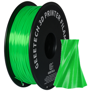 Image 3 - geeetech 1kg  PLA Filament 1.75mm 1kg/Roll For 3D Printer With White Black Muticolor Luminous Green Wood Red Slik glod Color