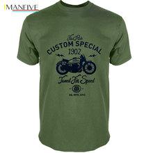 100% COTTON tee shirt short sleeve mens t-shirt print casual men tshirt custom special t
