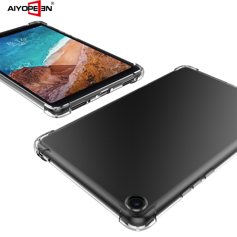 <font><b>Case</b></font> For <font><b>Huawei</b></font> MediaPad M5 <font><b>8</b></font>.4 10.1 10.<font><b>8</b></font> Cover,Transparent Soft Sillicone Cover For <font><b>Huawei</b></font> T5 10.1 <font><b>8</b></font> inch <font><b>T3</b></font> 7/<font><b>8</b></font>/9.6 M3 <font><b>case</b></font> image