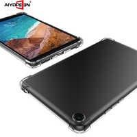 Per Il caso di Huawei MediaPad M5 8.4 10.1 10.8 Della Copertura, trasparente Morbido Sillicone Copertura Per Huawei T5 10.1 8 pollici T3 7/8/9.6 M3 caso