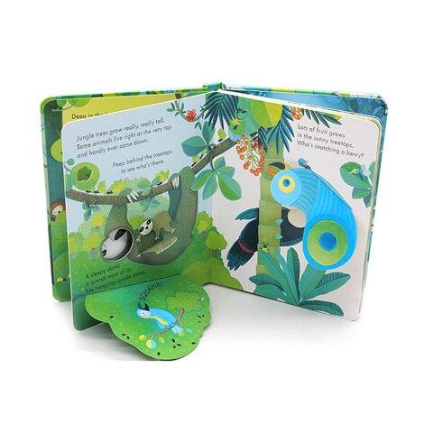 da selva para criancas livros bebe ingles lingua aprendizagem