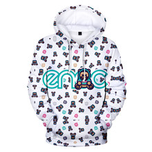 Popular ozuna enoc 3d hoodies moda moletom com capuz moletom com capuz ozuna enoc streetwear roupas