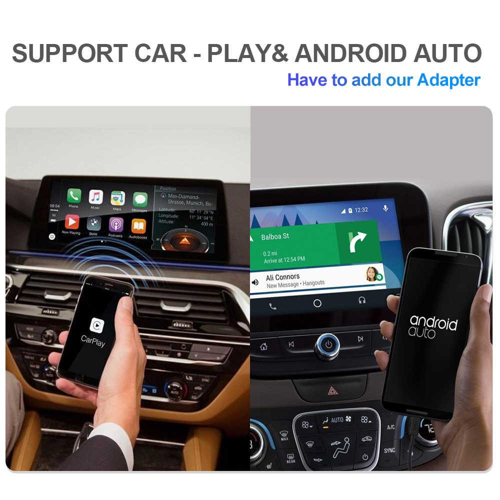 Isudar H53 4G Android 1 DIN Tự Động Phát Thanh Cho Xe BMW X5 E53 E39 Đa Phương Tiện Đầu DVD GPS Octa core RAM 4G Rom 64G Đầu Ghi Hình DSP Camera
