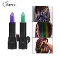 Breakthrough Lipstick-Sized Temporary Hair Colour Cream