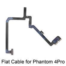 Ruy Băng Phẳng Cáp Linh Hoạt Cho DJI Phantom 4 Pro Gimbal Camera Cáp Mềm Sửa Chữa Một Phần Cho P4P Drone Thay Thế Bộ Dụng Cụ