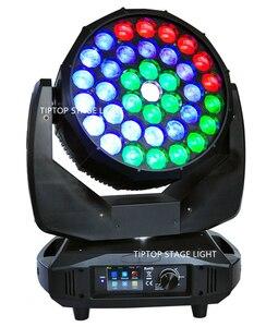 Image 5 - TIPTOP lumière de scène de couleur RGBW 4 en 1 K20, faisceau lumineux avec tête mobile LED lavage 2 en 1, Spot lumineux changeant de couleur Pixel