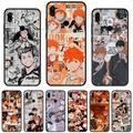 Чехол для телефона Haikyuu volleball anime для Xiaomi Redmi Note 4 4x5 6 7 8 pro S2 PLUS 6A PRO мягкий чехол
