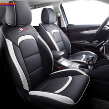 Ynooh Car seat covers For jeep grand cherokee 1999 2004 patriot grand cherokee wk2 compass 2007 wj car protector(China)