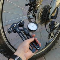 Bicycle Spokes Tension Meter Mountain Road Bike Electronic Precision Tension Checker Tensioner Bicycle Repair Tool Kit