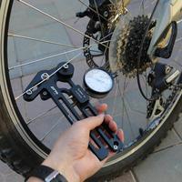 Raios de bicicleta medidor de tensão montanha estrada bicicleta eletrônica precisão tensão verificador tensor ferramenta reparo da bicicleta kit Aro de bicicleta     -