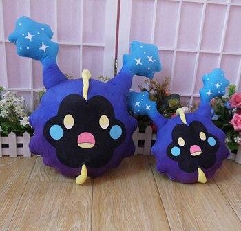 Monstruos de bolsillo Cosmog Kosumoggu Cosplay mascota juguete Anime peluche y peluche muñeca de dibujos animados