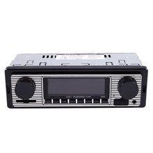 Горячее предложение bluetooth винтажное автомобильное радио