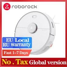 (21 $ kod = VQ6HQDI4TI5O)Roborock S5 MAX Robot Mop odkurzacz wersja międzynarodowa z e tank Lidar XIAOMI MIJIA Robot