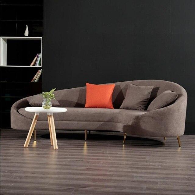 U-BEST 4-star/ 3 star Moon Shaped Sofa Couch 5