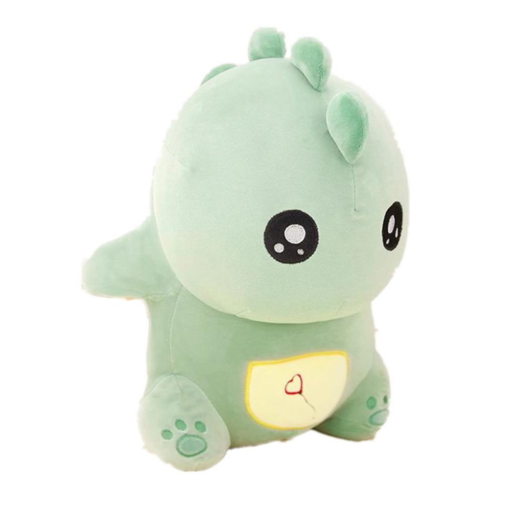 Plush Toys For Newborn Stuffed Cartoon Toys Animal Dinosaur birthday gift For Adult Children Soft Stuffed Animals Plush Toy Y108