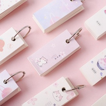 110 Sheets/Pad Lovely Memo Pad Mini Notebook
