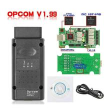 2020 V1.99 OPCOM V1.59 V1.70 OP COM V1.78 OPCOM V1.95 CANBUS כלי OBD2 OP COM אבחון עבור אופל סורק ממשק C8Q6